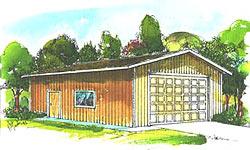 storage buildingshop plans