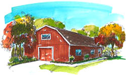Gambrel/Dutch Barn Plans
